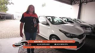 LINDO FIAT ARGO TOP DE LINHA AQUI NA ALDO'S CAR MULTIMARCAS