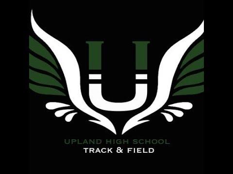 Upland High School Track Highlight Video