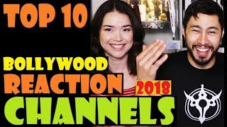 Top 10 Bollywood Reaction Channels 2018