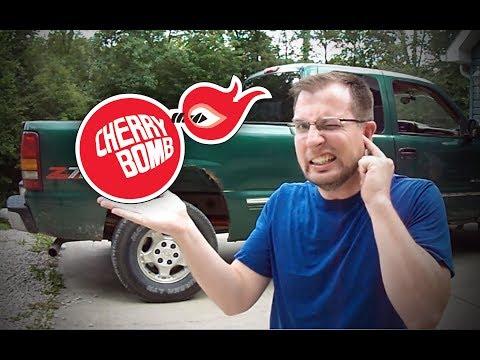 Cherry Bomb® Glasspack Installation - No Welder - Chevy Silverado 5.3L V8 - Great Sound!