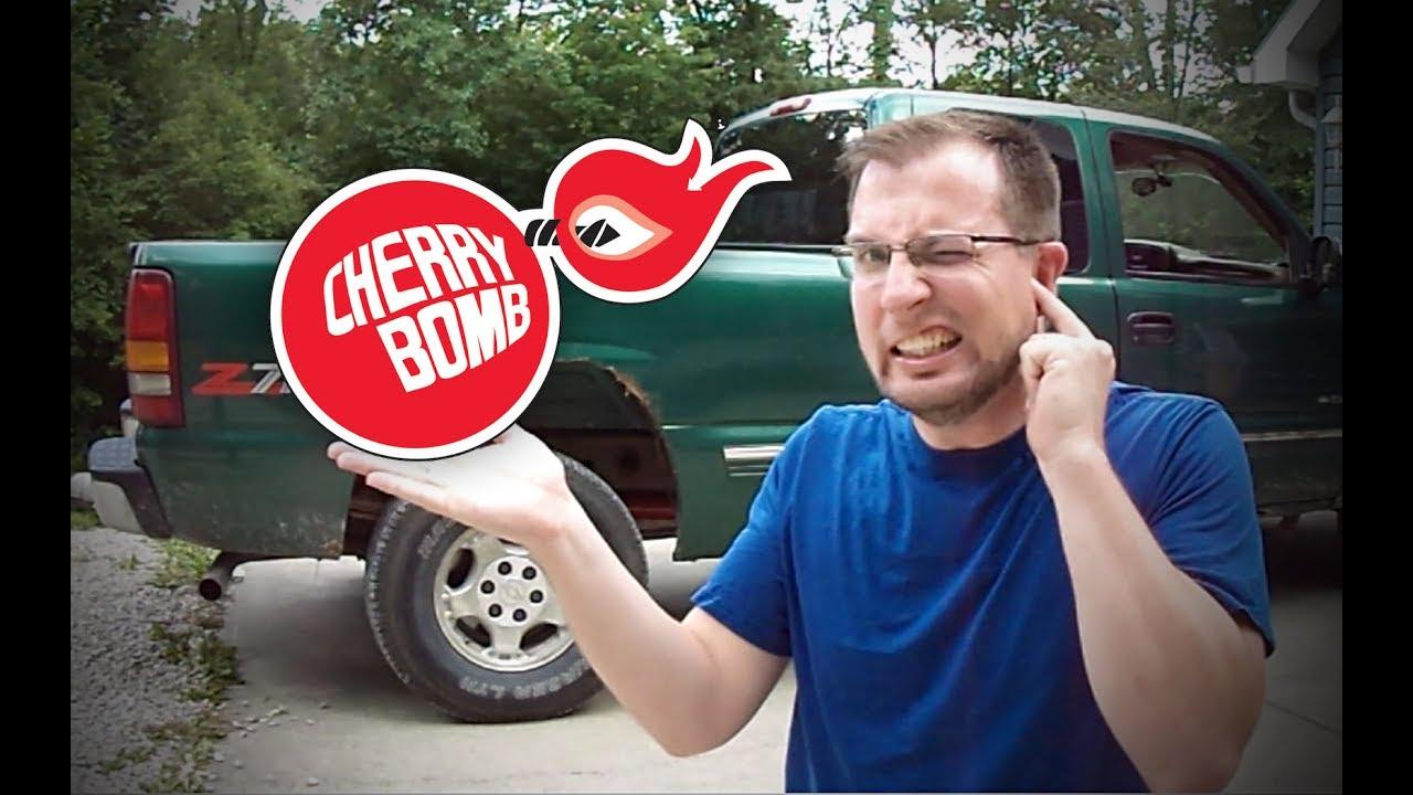 Ram 94-01 dual exhaust 2.25 pipe Cherry Bomb Extreme