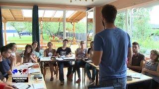 Scoala de ucenici de la Valcelele Bune, jud. Hunedoara