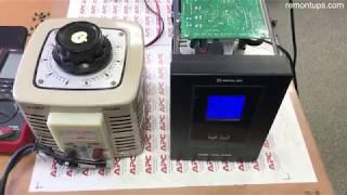 ИБП Home-UPS 1000 Real EL - Обзор и впечатления после ремонта