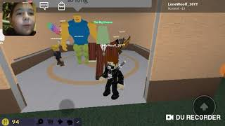 I play roblox normal elevator!