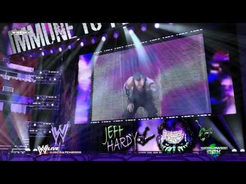 JEFF HARDY RETURNS TO WWE 2012