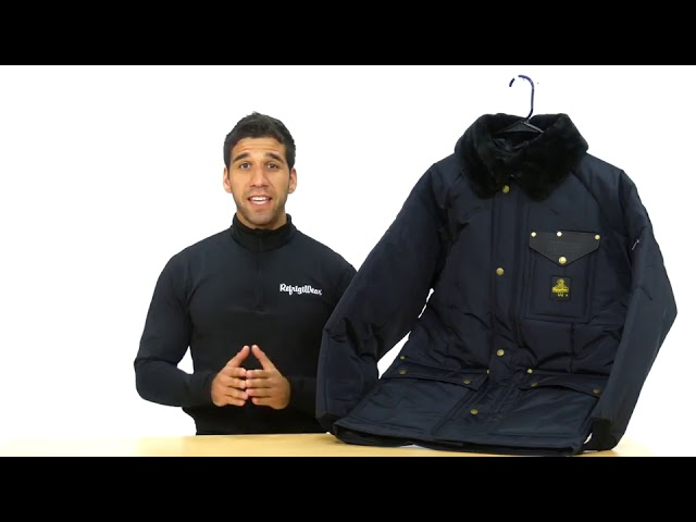 Product Video - Iron-Tuff Siberian Jacket⠀