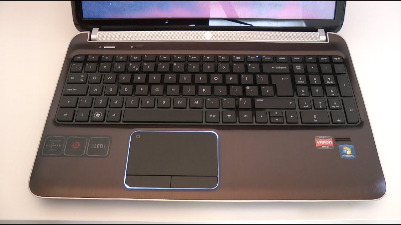 hp pavilion dv6 6002s laptop unboxing tour performance. Black Bedroom Furniture Sets. Home Design Ideas
