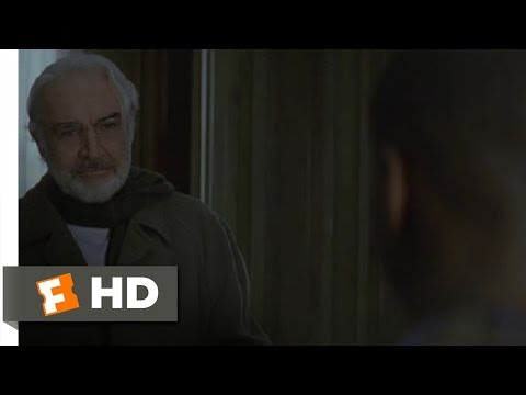 Finding Forrester (1/8) Movie CLIP - The Key to Writing (2000) HD