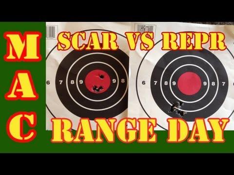 SCAR 17S vs REPR
