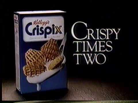 1986 Kellogg's Crispix
