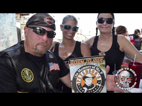 Born To Ride Episode 1092 - Phil Peterson's Keywest Poker Run and Fran Haasch Food Drive