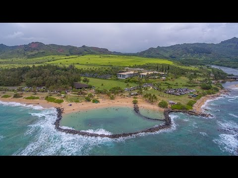 Kauai, Hawaii via Drone