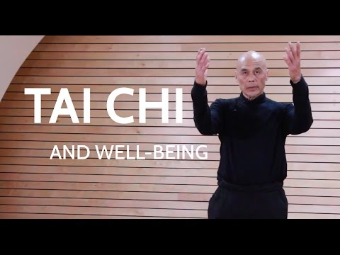 Moving Toward Well-Being with Tai Chi