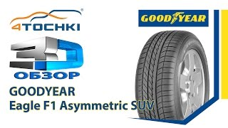 3D-обзор Goodyear Eagle F1 Asymmetric SUV на 4 точки. Шины и диски 4точки - Wheels & Tyres 4tochki(3D-обзор шины Goodyear Eagle F1 Asymmetric SUV - 4 точки.Шины и диски 4точки - Wheels Летняя модель шин Goodyear Eagle F1 Asymmetric SUV для..., 2016-01-22T12:30:22.000Z)