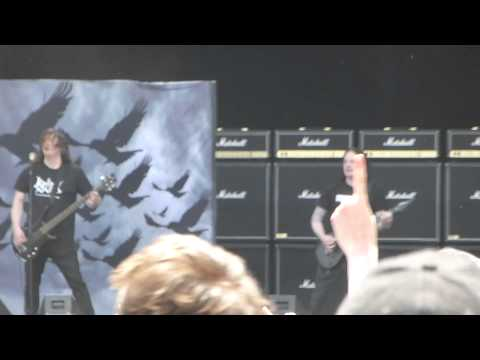 The Haunted - Hate Song (featuring Anders Björler - live at Hellfest 2015)