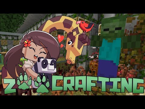 Hatching Trouble in the E.G.G. Research Center!! 🐘 Zoo Crafting: Lost Adventures • #28