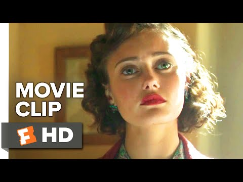 Churchill Movie Clip - My Fiance is On That Ship (2017) | Movieclips Coming Soon