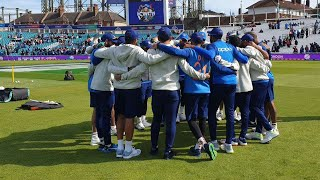 Indian Team Practice before New Zealand Semi final World Cup