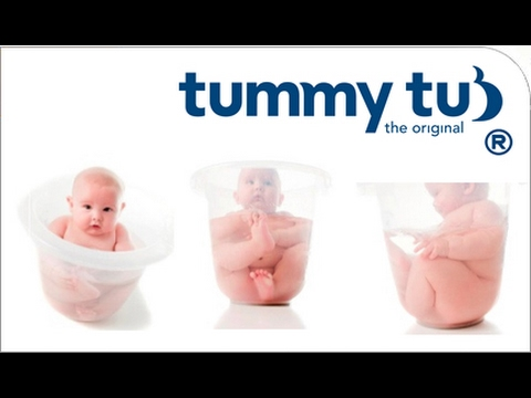 tummy tub baby bath little dreamers youtube. Black Bedroom Furniture Sets. Home Design Ideas