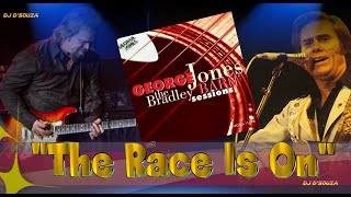 George Jones feat Travis Tritt  - The Race Is On (1994)