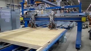 Nailing Bridge NB1000 - Semi Automated