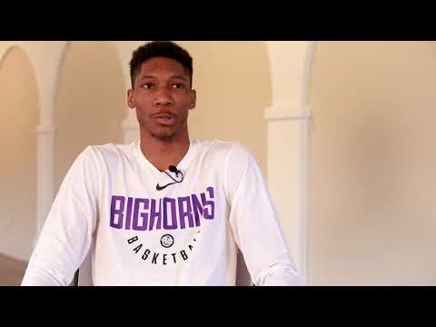 Michael Bethea Jr. from Reno Bighorns Talks Steamboat Hot Springs Therapies