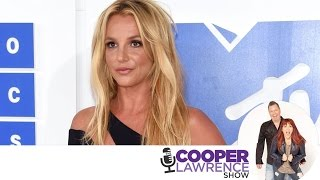 Britney Spears - 2016 Radio Interview With The Cooper Lawrence Show (106.1 BLI)