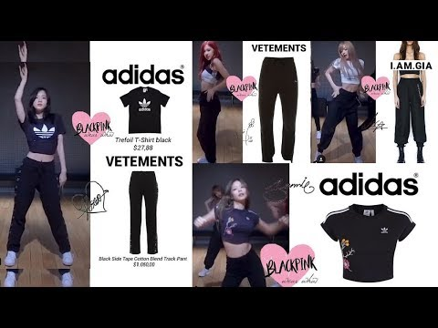 Total Costs Of Ddu Du Ddu Du Dance Practice Outfits Of
