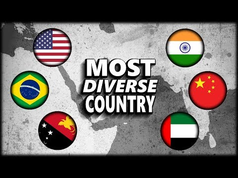 "what-is-the-world's-most-""diverse""-country?"
