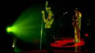 "Depeche Mode ""When the body speaks"" Live Paris subtitulos"
