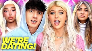 BRYCE HALL & LOREN GRAY A COUPLE? Sienna Gomez CANCELED For This? Nikita Dragun BLACKFISHING?