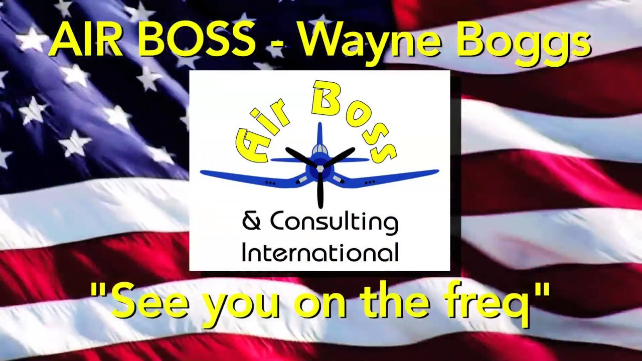ICAS 2018 - Air Boss & Consulting International