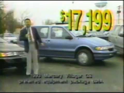 1993 jimmy michel motors aurora mo commercial youtube