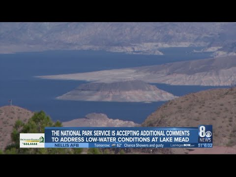 Bureau Of Reclamation Still Accepting Suggestions To Address Low-water Concerns At Lake Mead