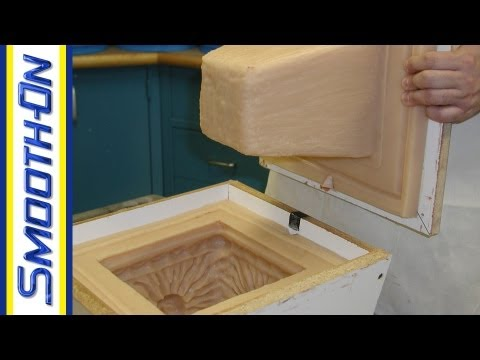 Mold Making Tutorial Two Piece Polyurethane Rubber Core
