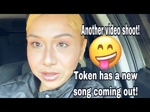 """Music Video Shoot For """"TOKEN"""" New Song Coming!!!!"""