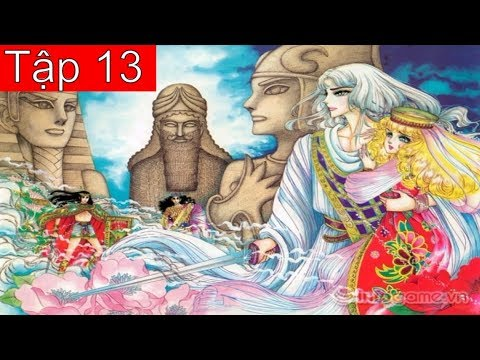 Nữ Hoàng Ai Cập Tập 13: Thân Gái Dặm Trường (Bản Siêu Nét)