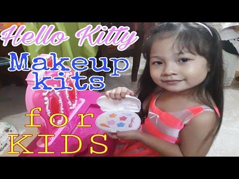 Hello Kitty MakeUp Kits For Kids   Amiya
