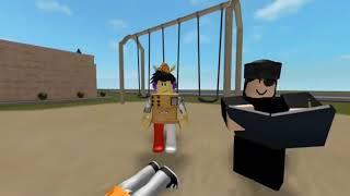 Roblox Animation - Nun, er nahm die Waffe