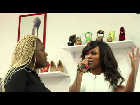 @PrincessStorm Interviews @teairra_mari Teairra Mari