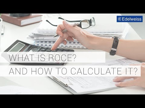 ROCE | Return on Capital Employed | What is ROCE | Investing 101 | Edelweiss Wealth Management