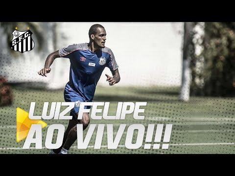 LUIZ FELIPE | COLETIVA AO VIVO (30/01/19)