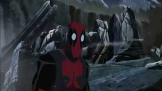 Basically all of Deadpool