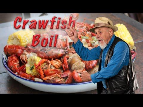 Uncle Randeaux Crawfish Boil