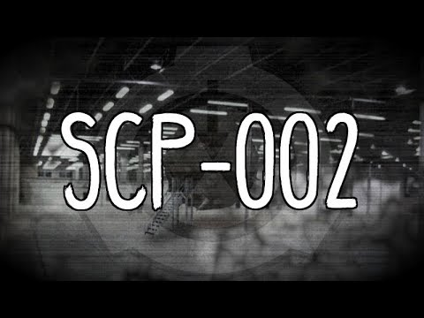 """The 'Living' Room"" SCP-002"
