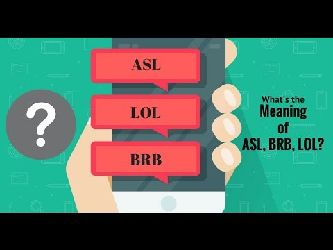 What Does BRB Means? Find Frequently Used Abbreviations In Chat