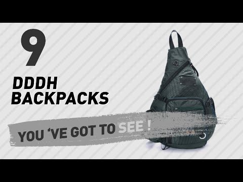 Top Backpacks By Dddh // New & Popular 2017