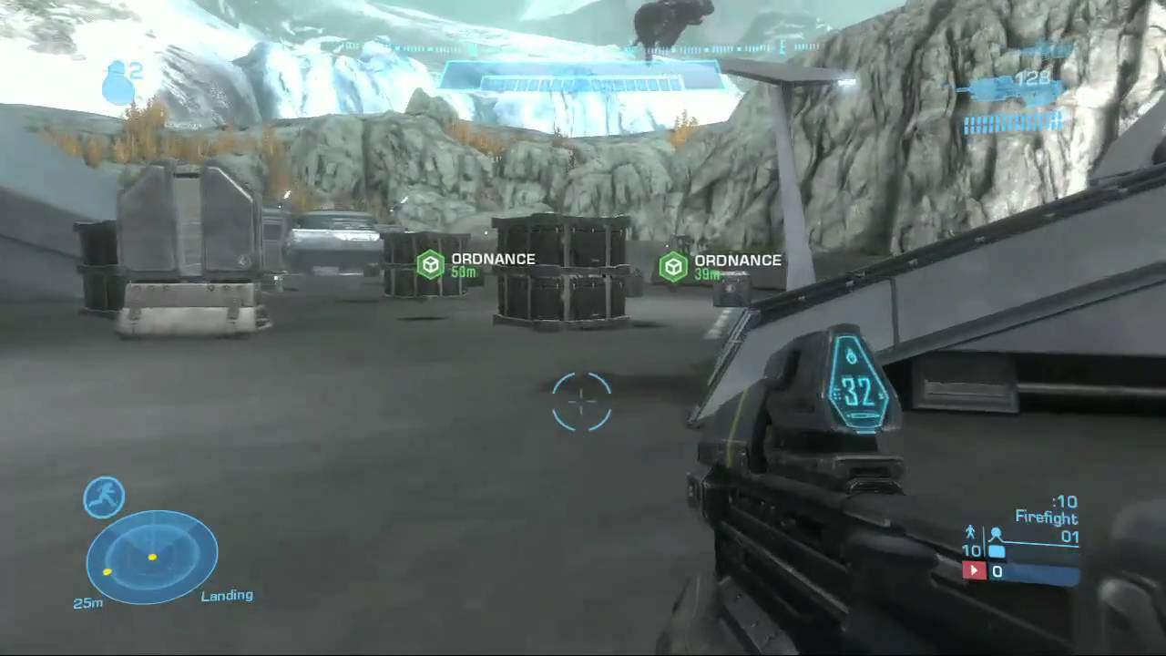 Halo Reach Achievement Guide - video dailymotion