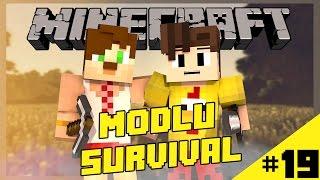 Game of Mods #19: Taşaklı City - Şehir Kuruyoruz [Modlu Survival]