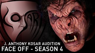 J. Anthony Kosar - Face Off Season 4 Audition - The BEAST
